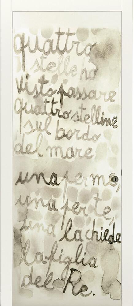 Porte artistiche in legno firmate da raimondo sandri gd dorigo - Porte gd dorigo ...
