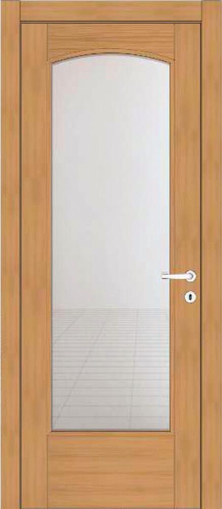 Art 130V1 Effigies Porta classica in legno