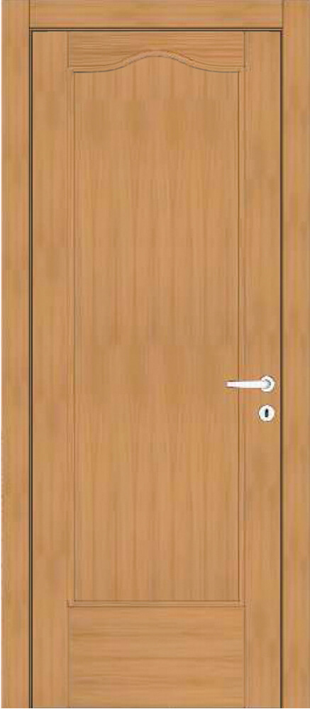 Art 160 Effigies Porta classica in legno