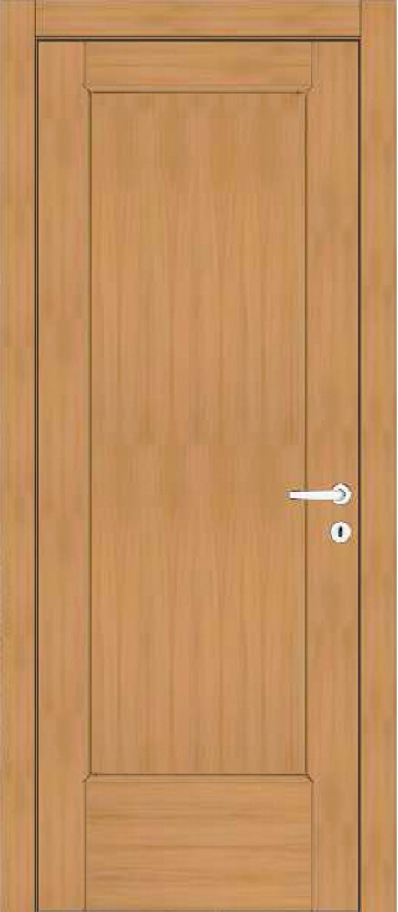 Art 41 Effigies Porta classica in legno