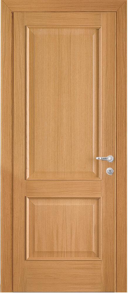 Art 61 Effigies Porta classica in legno