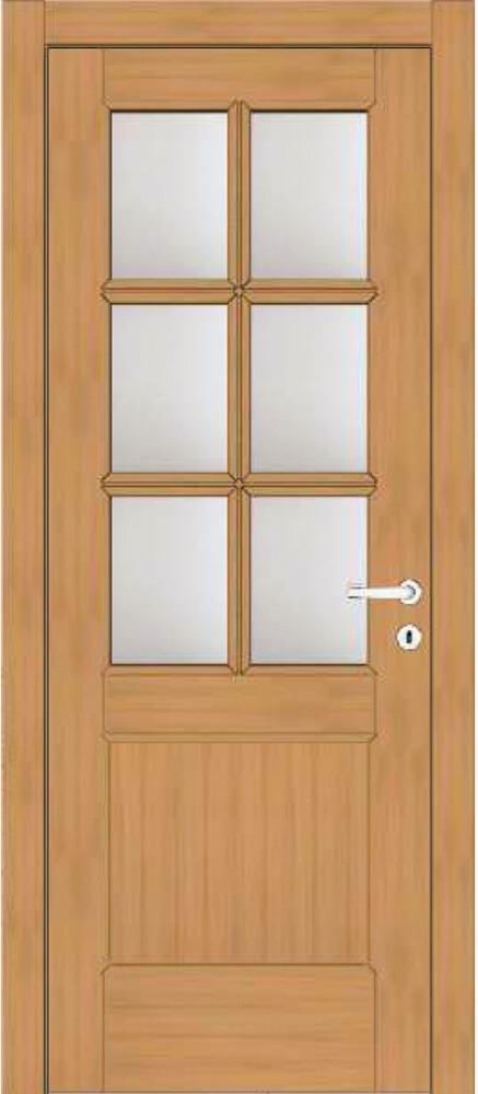 Art 61T6 Effigies Porta classica in legno