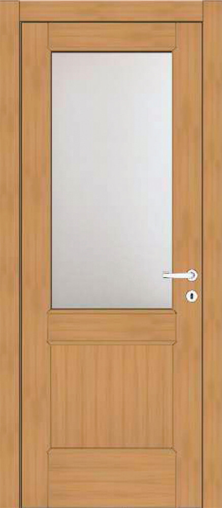 Art 61V1 Effigies Porta classica in legno