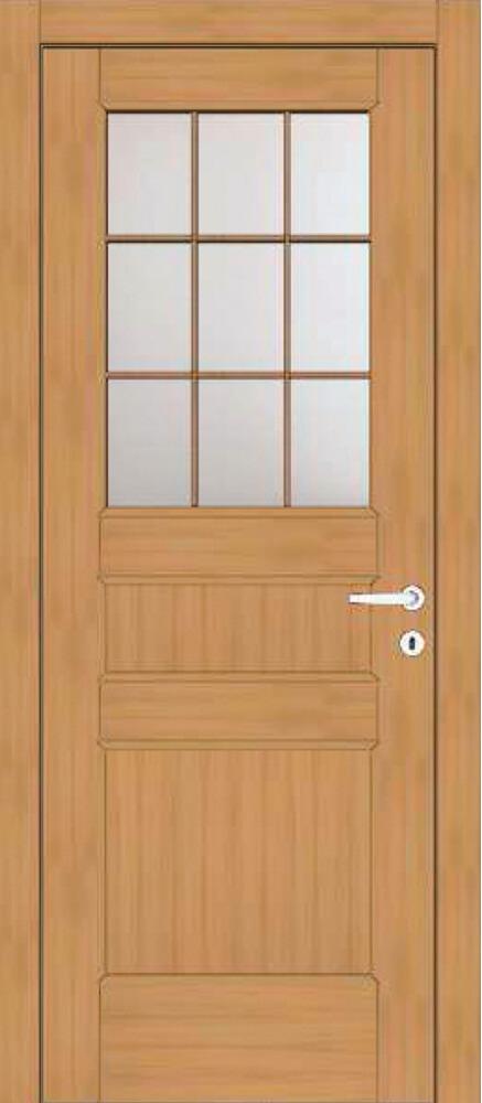 Art 78T1 Effigies Porta classica in legno