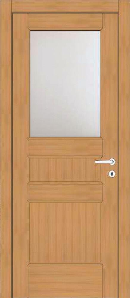 Art 78V1 Effigies Porta classica in legno