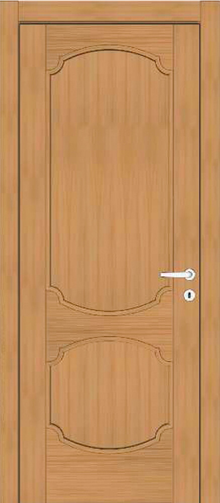 Art 81 Effigies Porta classica in legno
