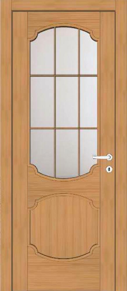 Art 81T1 Effigies Porta classica in legno