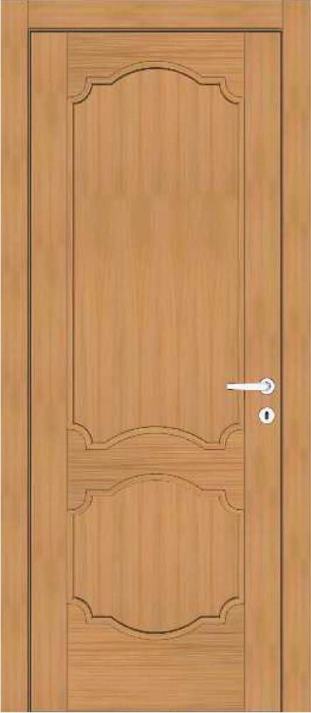 Art 85 Effigies Porta classica in legno