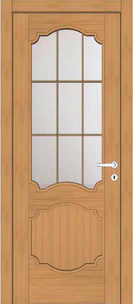 Art 85T1 Effigies Porta classica in legno