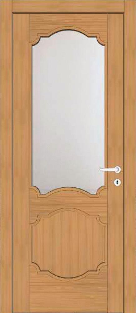 Art 85V1 Effigies Porta classica in legno