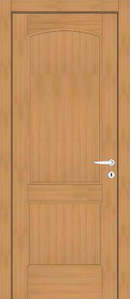 Art 91 Effigies Porta classica in legno