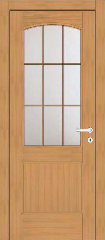 Art 91T1 Effigies Porta classica in legno