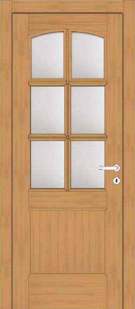 Art 91T6 Effigies Porta classica in legno