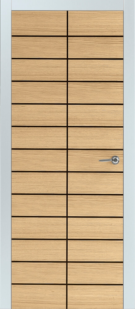 Art 81G Iki Porta interna in legno Giugiaro Design