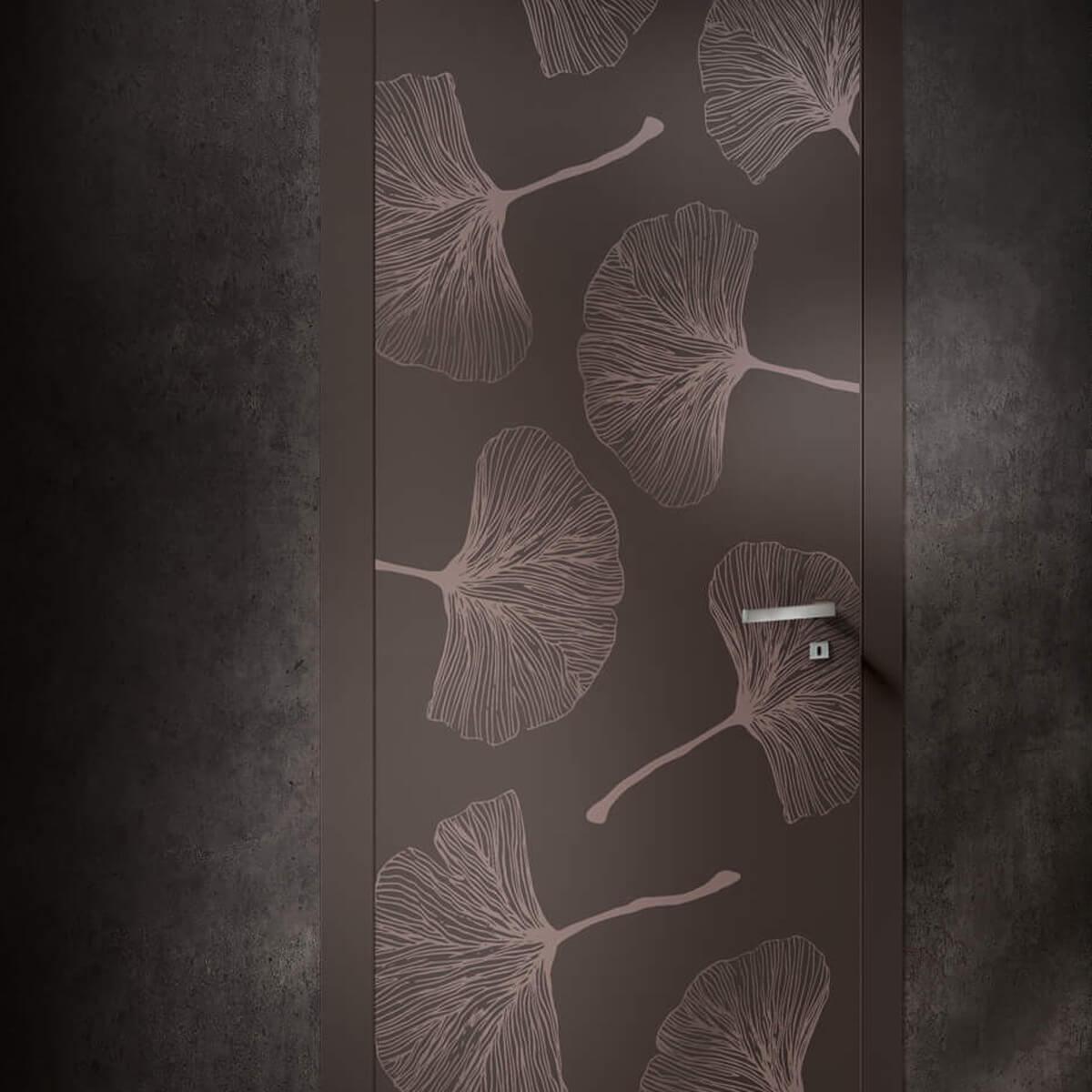 Art - porta artistica legno