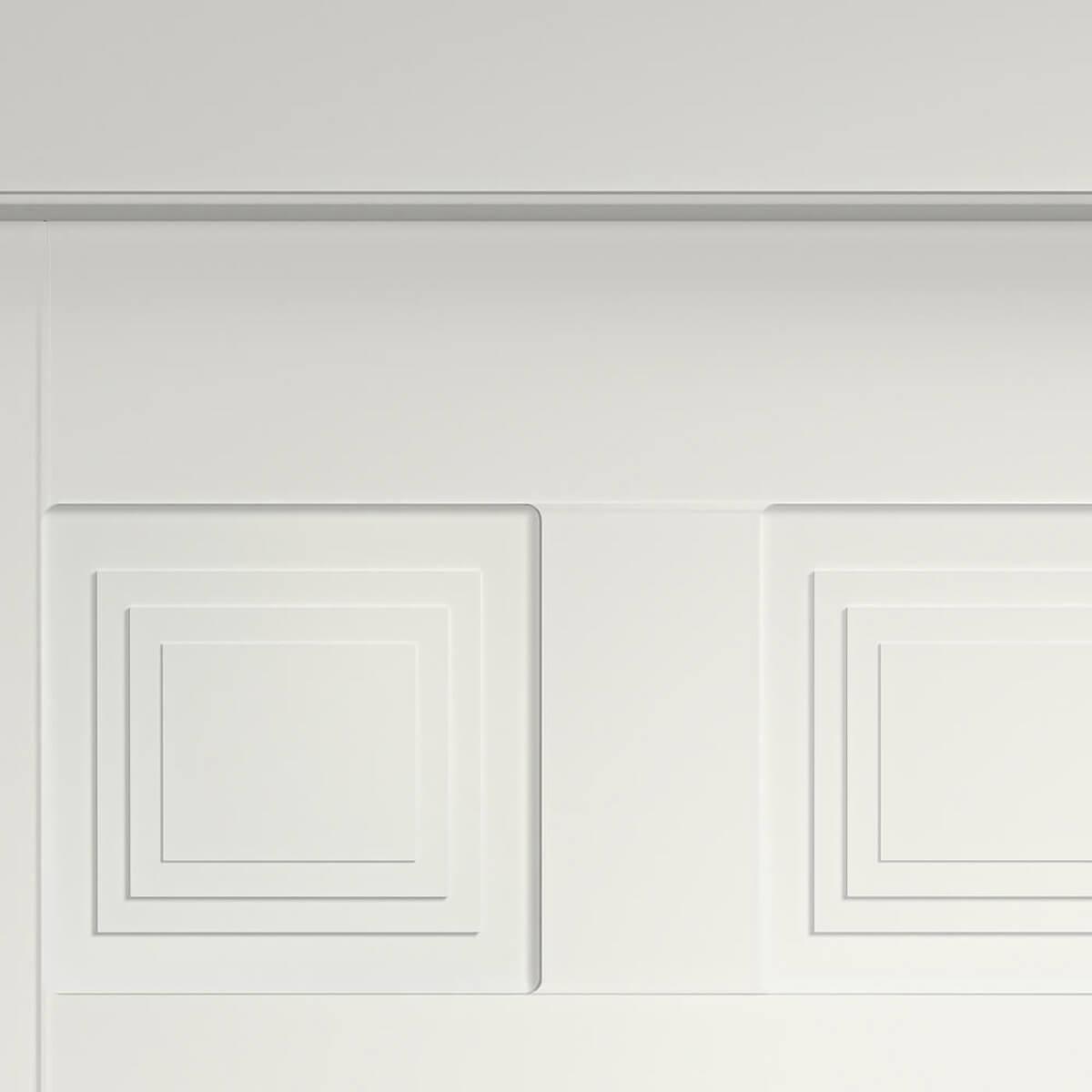 Venus - particolare pantografatura porta