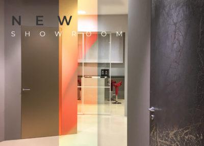 Ristrutturazione del nuovo showroom