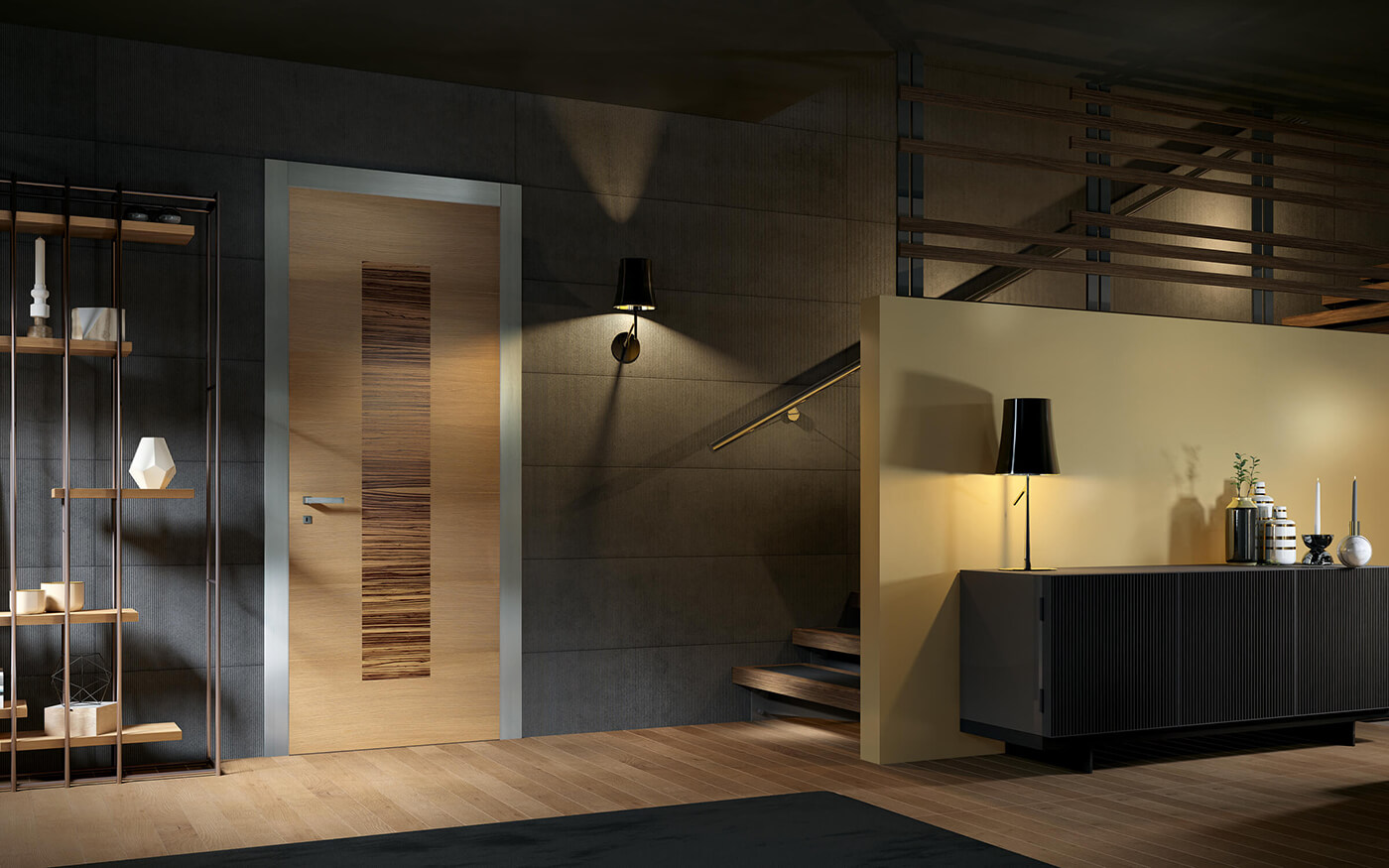 porte interne di design