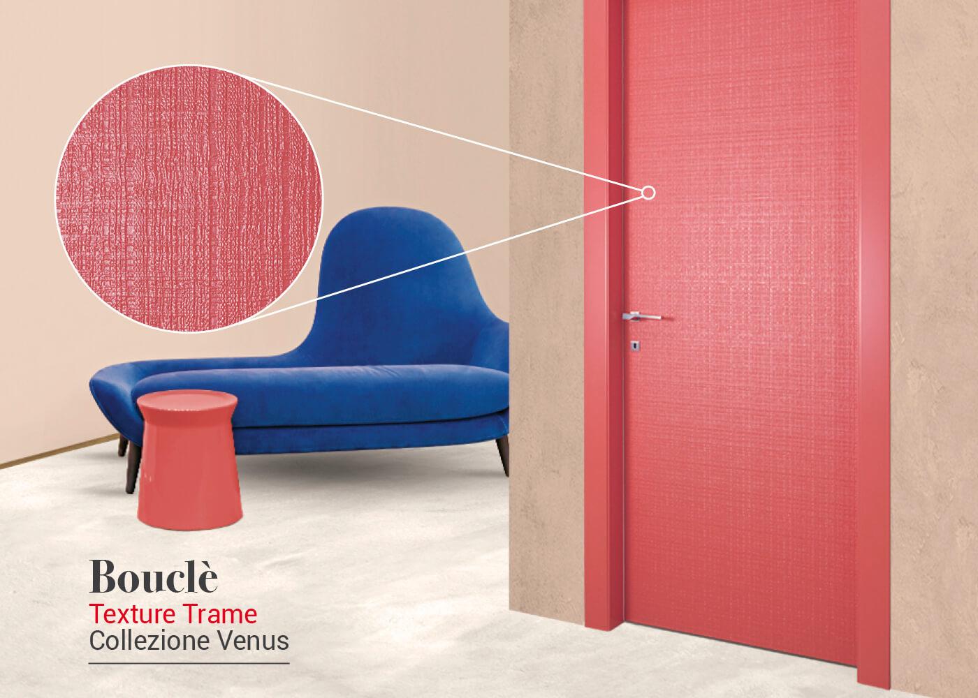 GD Dorigo - Porta rosa