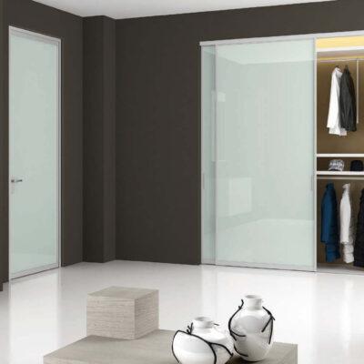 Quali porte usare per le cabine armadio?